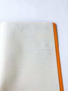Review: Rhodia Goalbook Bullet Journal