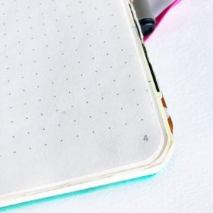 Review of Scribbles that Matter Bullet Journal