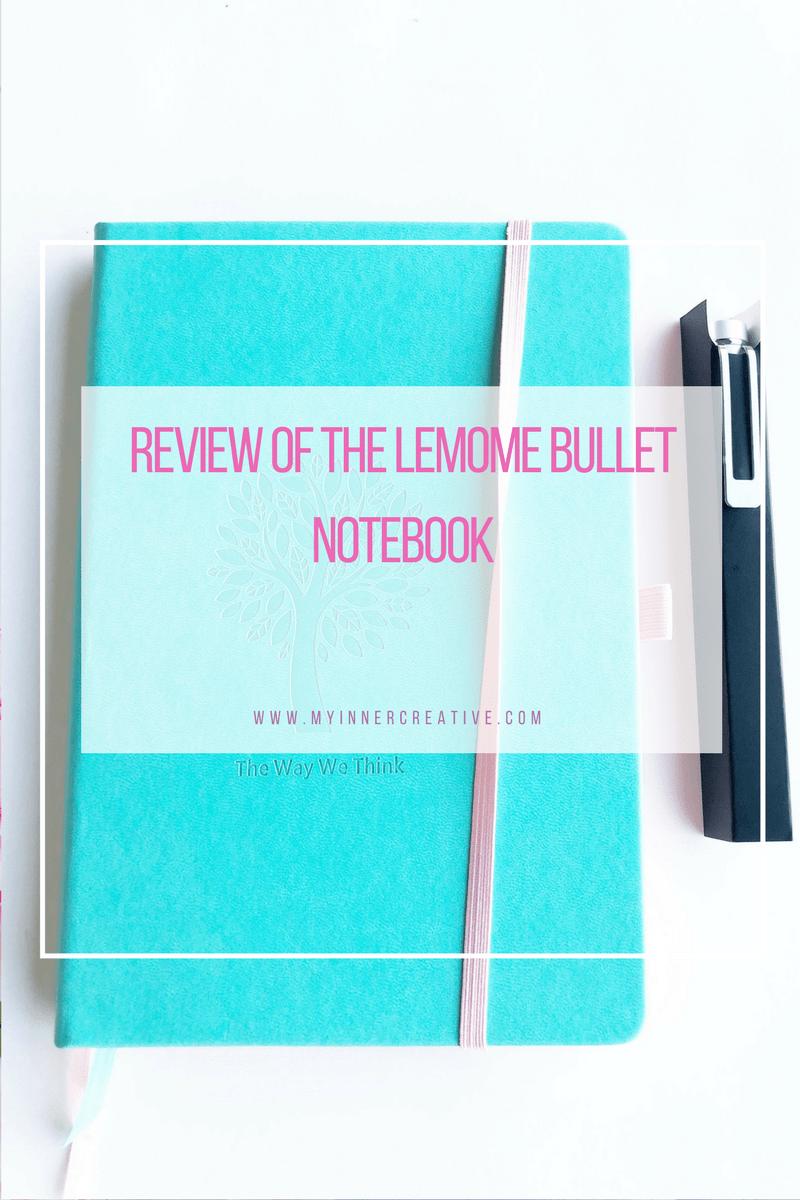 Review: Lemome Bullet Journal | My Inner Creative