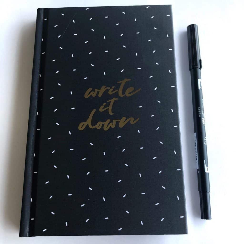 Review: Kikki K Grid Notebook