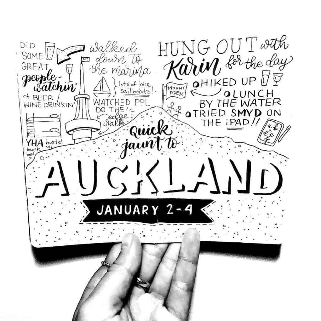 Interview Becca Courice Handlettering