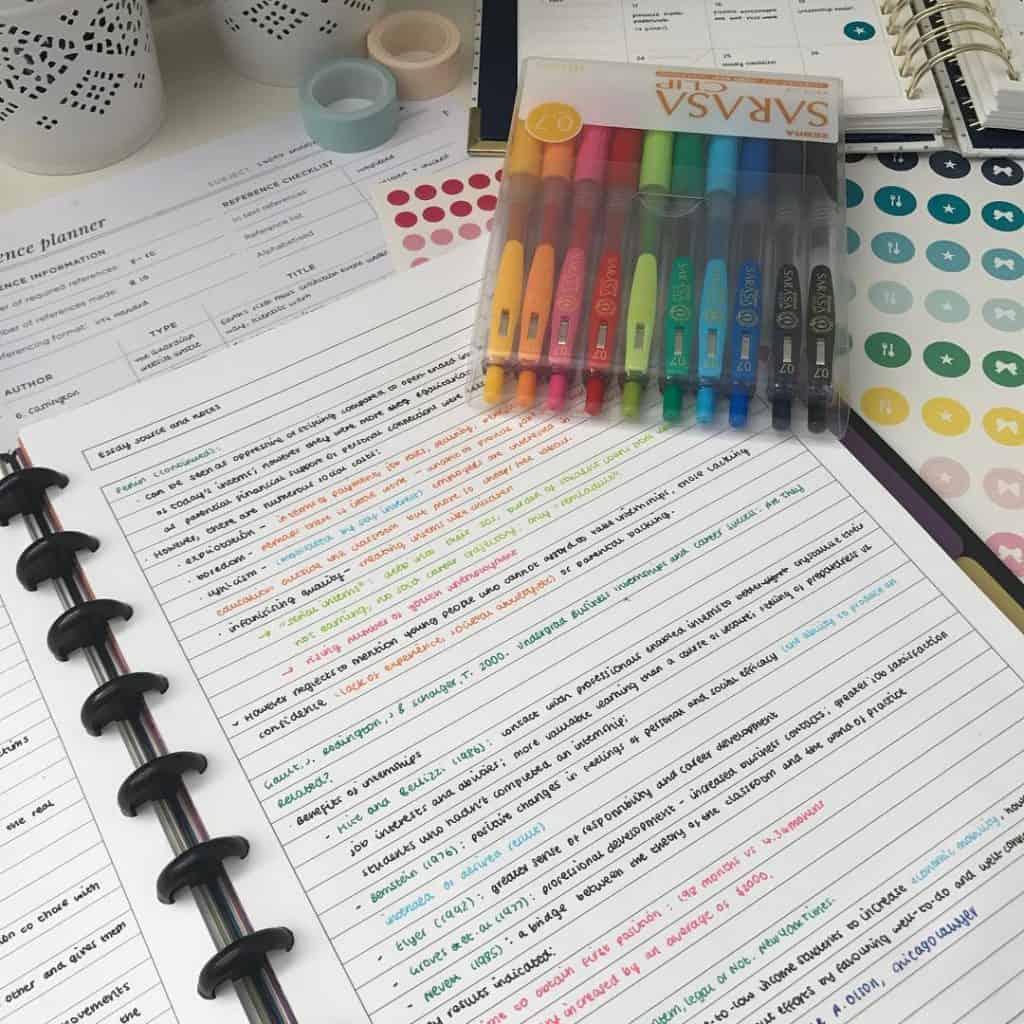 Interview emma studies studygram