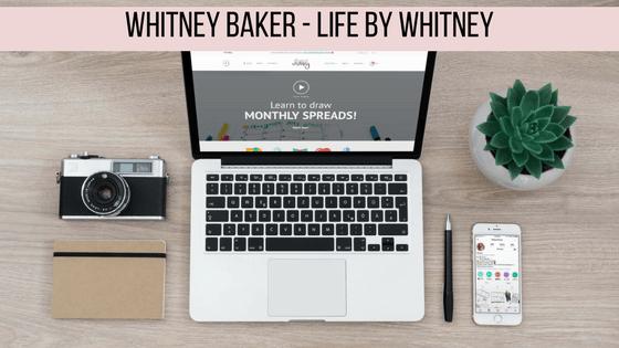 Whitney Baker - Life by Whitney