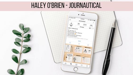 Haley O'Brien - Journautical