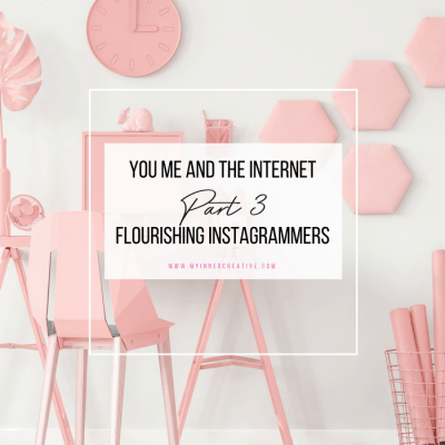 You me and the Internet – Part 3: Flourishing Instagrammers