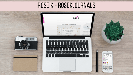 Rose K - RoseKJournals