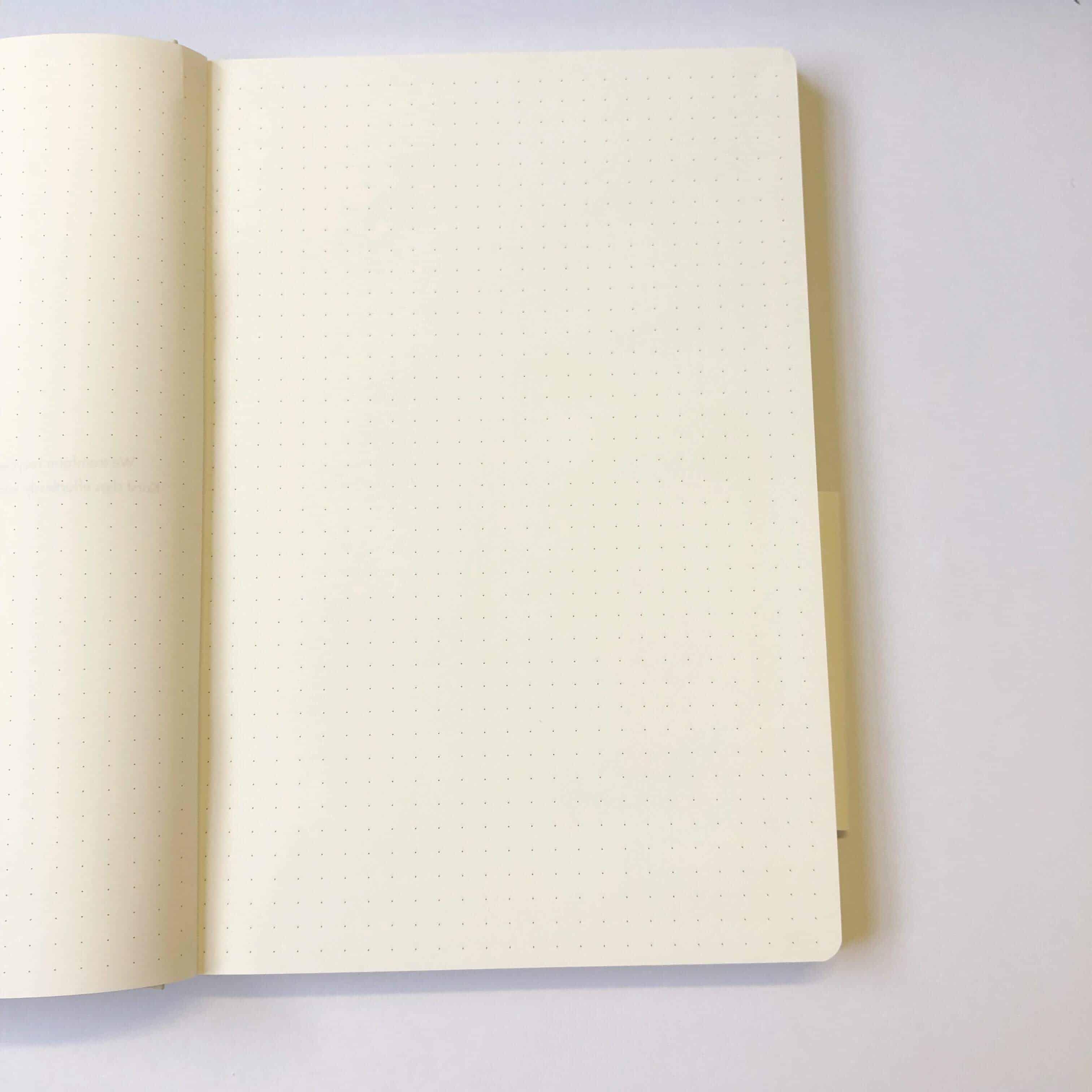 Karst Stone paper dot grid