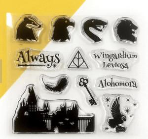 Spellbinding Harry Potter spreads