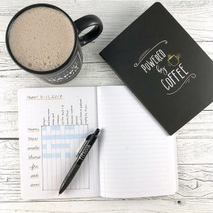 Dot journaling book