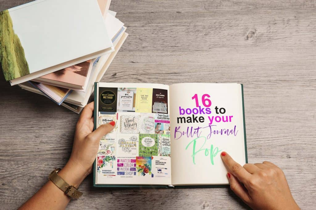 best bullet journal books