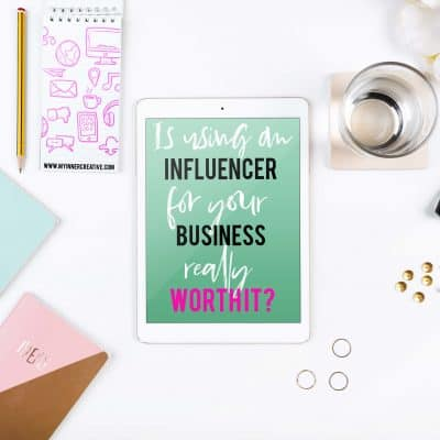 Part 1: Are Influencers all they are cracked up to be? What to look out for!