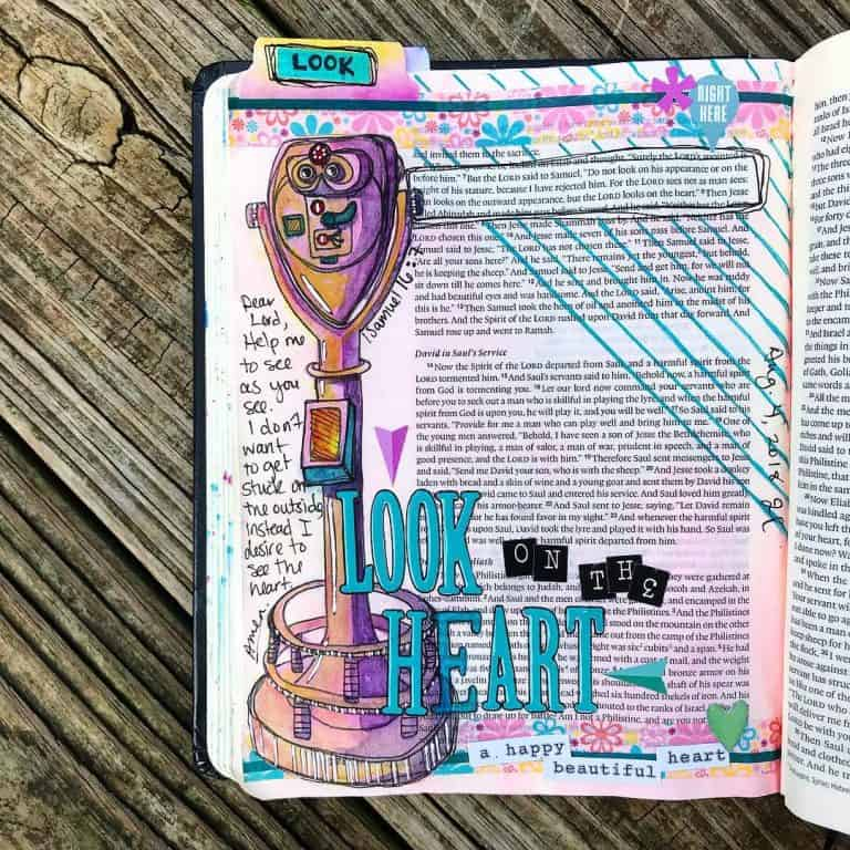 Everything you need to know about bible journaling - with 23