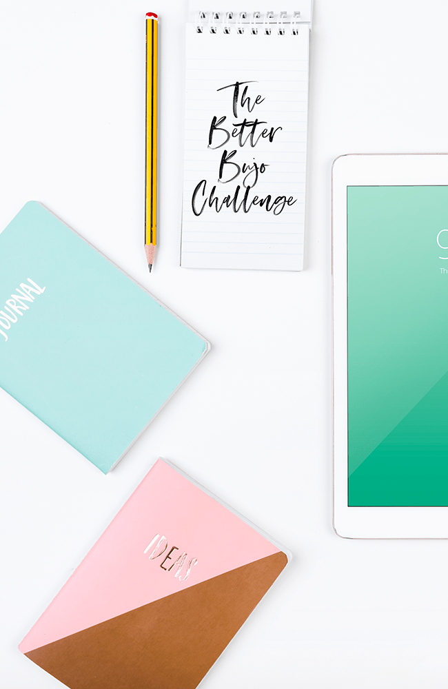 The Free Better Bujo Workshop – 31 Days to a Better Bujo