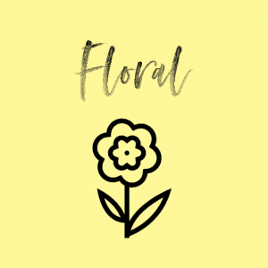 floral bullet journal layouts