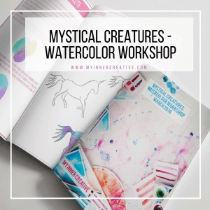 Watercolor Mystical Creatures