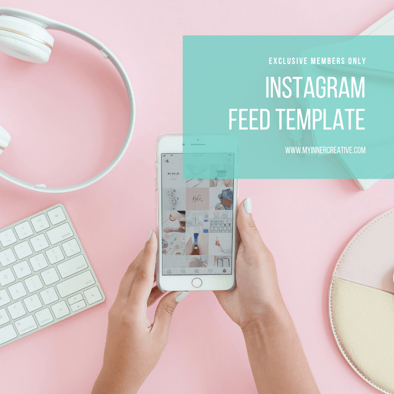 Instagram Feed Template