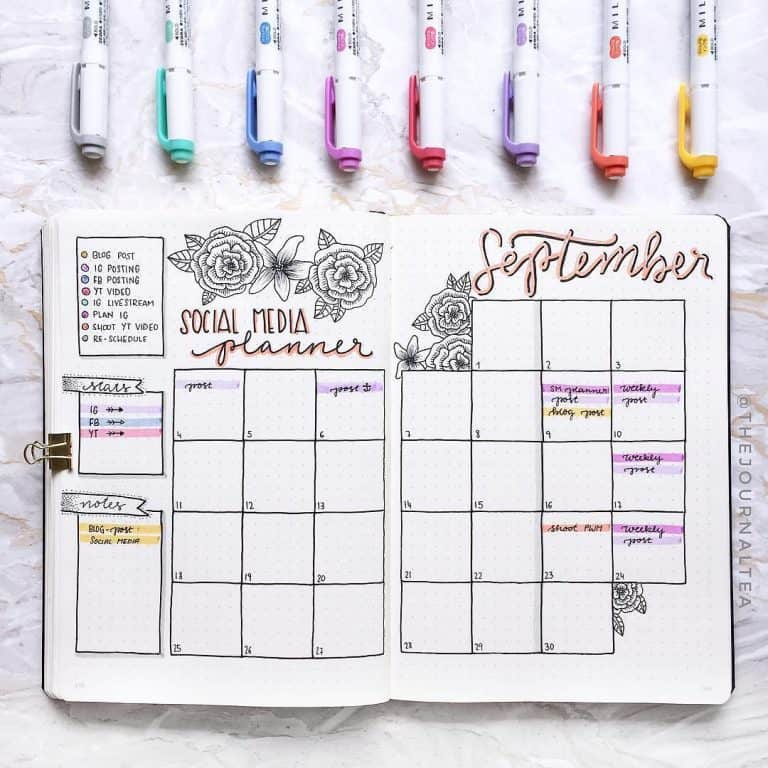 Using Bujo For Business