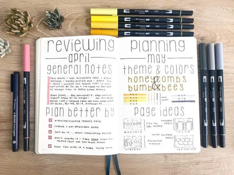 Spread Drafts and Layouts
