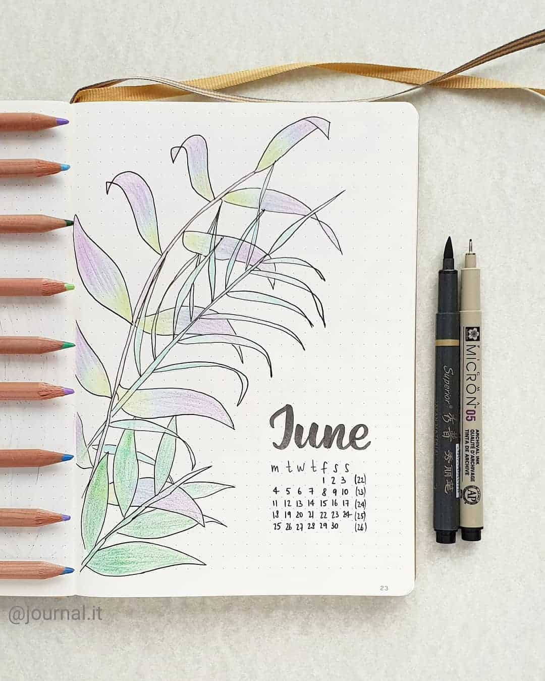 Month June