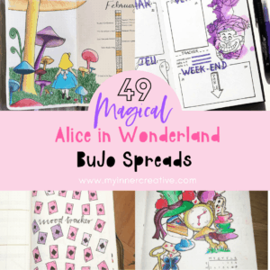 49 Magical Alice In Wonderland Spreads