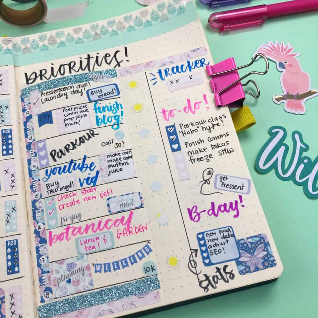 what is a hobonichi planner