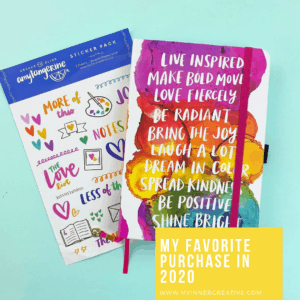 Using my Amy Tangerine Planner as a Memory Planner + 3 Tricks to keep up!