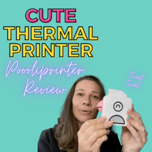 Poooli Printer Review – Wireless Thermal Printer + 5 Creative uses for it!